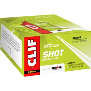 Clif Shot Energy Gel - 24 Pack