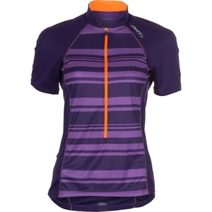 Craft Path Jersey - Short Sleeve - Women's