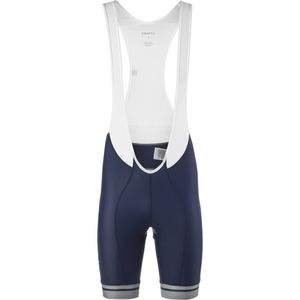 Craft Classic Logo Bib Shorts - Men's