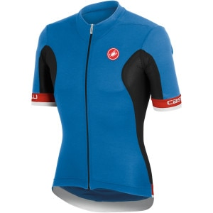 Castelli Volata Full-Zip Jersey - Short Sleeve - Men's