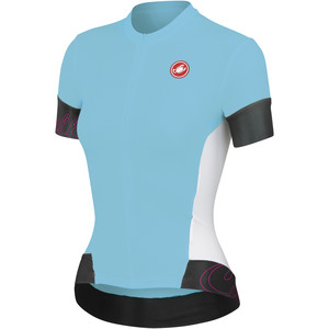 Castelli Fortuna Jersey - Short Sleeve - Women's