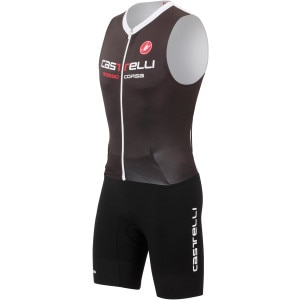Castelli Body Paint SR Tri Suit - Sleeveless - Men's