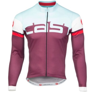Castelli Unavolta Jersey - Long Sleeve - Men's