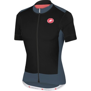Castelli Rivoluzione Full-Zip Jersey - Short-Sleeve - Men's