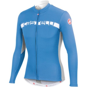 Castelli Prologo 4 Full-Zip Jersey - Long Sleeve - Men's