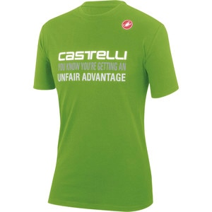 Castelli Advantage T-Shirt - Short Sleeve - Men's