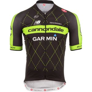 Castelli Cannondale/Garmin Team 2.0 Jersey - Short Sleeve - Men's