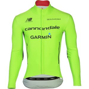 Castelli Cannondale/Garmin Gabba 2 Jersey - Long-Sleeve - Men's