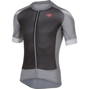 Castelli Climber's 2.0 Full-Zip Jersey - Short Sleeve - Men's