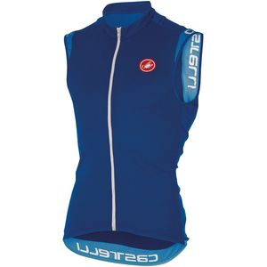 Castelli Entrata 2 Full-Zip Jersey - Sleeveless - Men's