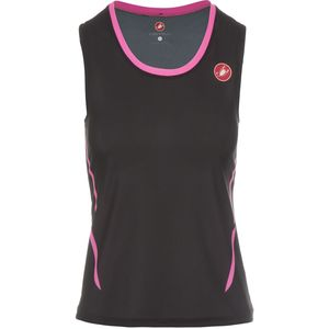 Castelli ALII Run Jersey - Sleeveless - Women's