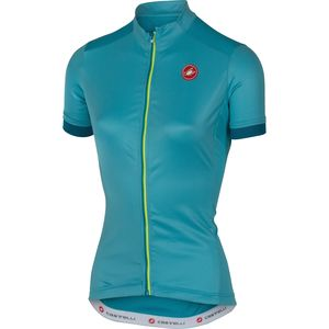 Castelli Anima Jersey - Short-Sleeve - Women's