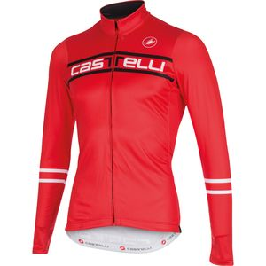 Castelli Segno Jersey - Long Sleeve - Men's