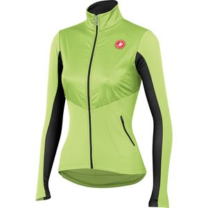 Castelli Illumina Jersey - Long Sleeve - Women's