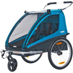 Thule Chariot Coaster with Bicycle Trailer Kit & Stroller Kit