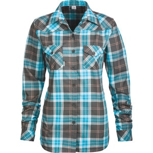 DAKINE Cypress Flannel Jersey - Long Sleeve - Women's