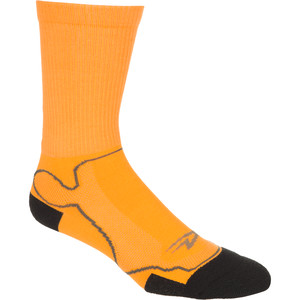 DeFeet Levitator Print Trail 6in Socks
