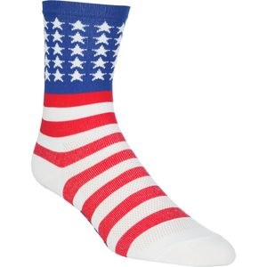 "DeFeet Aireator USA Hi-Top 5"" Socks"