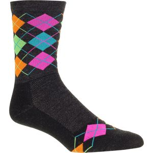 DeFeet Argyles Multi 5in Cuff