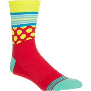 DeFeet Mash-Up Aireator Hi Top 5in Sock