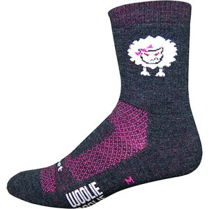 DeFeet Woolie Boolie Baaad Sheep Sock - Women's