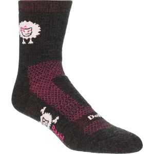 DeFeet Woolie Boolie Bike Sock - Women's