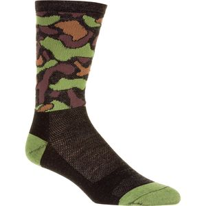 DeFeet Wooleator 6in Camo Sock
