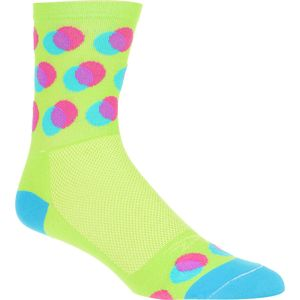 DeFeet Blurred 4in Sock