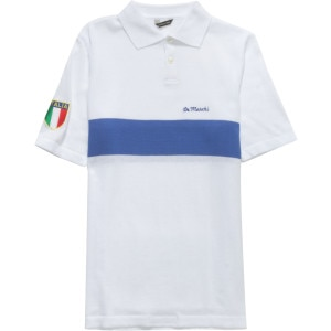 Cotton Cycling Polo - Worlds Pack - Men's