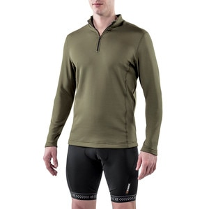 Hybrid Thermal Top Jersey - Long Sleeve - Men's