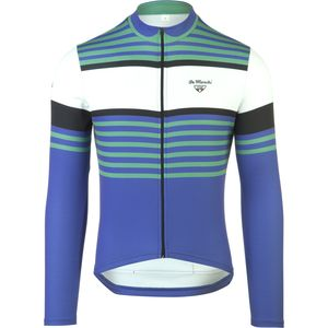 De Marchi Nizza Full-Zip Thermal Jersey - Long Sleeve - Men's
