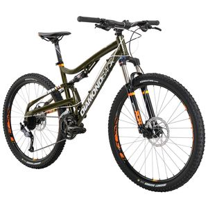 Diamondback Recoil Comp Complete Mountain Bike - 2016