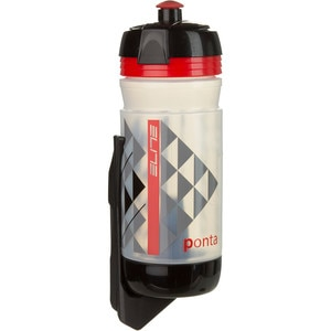 Elite Kit Ponta Bottle and Cage