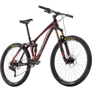 Ellsworth Epiphany 27.5 XT 1x Complete Mountain Bike - 2016