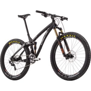 Epiphany Alloy 27.5+ SLX 2x Complete Mountain Bike - 2016