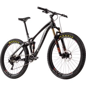 Epiphany 27.5 Plus XT 1x Complete Mountain Bike - 2016