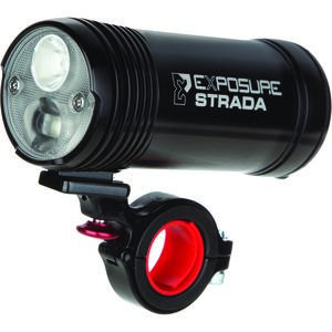 Exposure Strada Mk6 Road Specific Headlight - Including Remote Switch