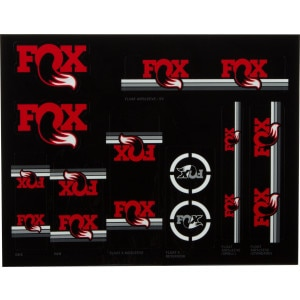 Heritage Fork and Shock Decal Kit
