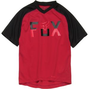 Fox Racing Ranger Print Jersey - Short Sleeve - Boys'
