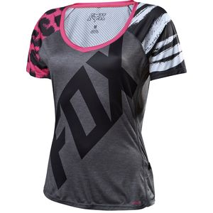 Fox Racing Lynx Jersey - Short-Sleeve - Women's