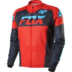 Fox Racing Livewire Race Mako Jersey - Long Sleeve - Men's