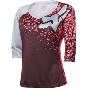 Fox Racing Lynx Jersey - 3/4 Sleeve - Women's