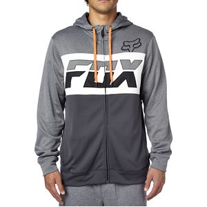Fox Racing Tearoff Full-Zip Hoodie - Men's