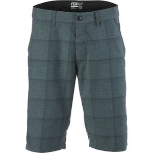 Fox Racing Essex Plaid Tech Short - Men's