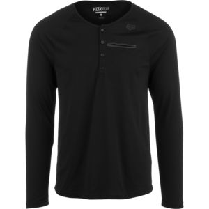 Fox Racing Tech Henley Shirt - Long-Sleeve - Men's