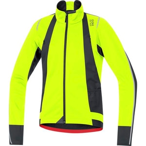Gore Bike Wear Oxygen WindStopper Soft Shell Jacket - Men's
