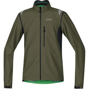 Gore Bike Wear Element WindStopper Active Shell Zip-Off Jacket - Men's