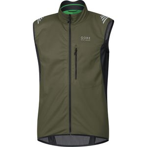 Gore Bike Wear Element Windstopper Soft Shell Vest - Men's