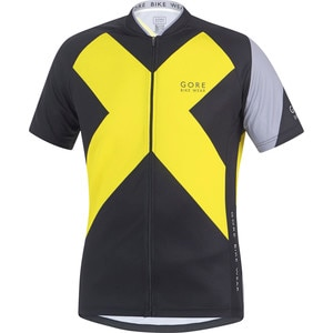 Gore Bike Wear Element X-Road Jersey - Short Sleeve - Men's