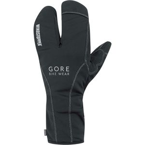 Gore Bike Wear Road WindStopper Thermo Lobster Gloves